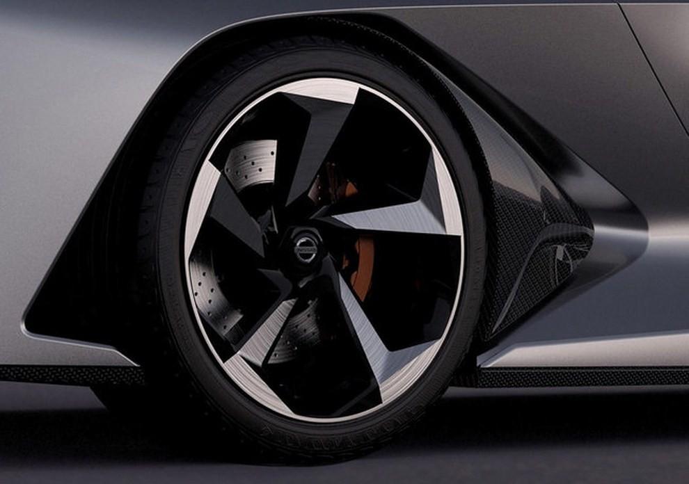 Nissan 2020 Vision Gran Turismo, il prototipo diventa concept - Foto 14 di 14