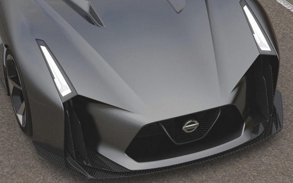 Nissan 2020 Vision Gran Turismo, il prototipo diventa concept - Foto 1 di 14