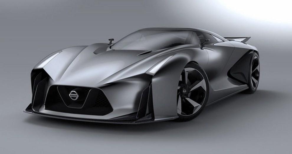 Nissan 2020 Vision Gran Turismo, il prototipo diventa concept - Foto 4 di 14