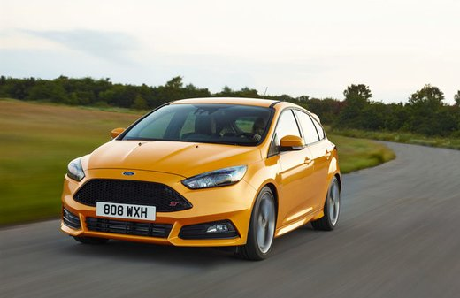 Nuova Ford Focus ST restyling 2014