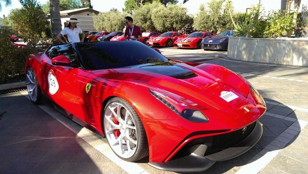 Ferrari F12 TRS esemplare unico su base Ferrari F12 Berlinetta - Foto 1 di 6