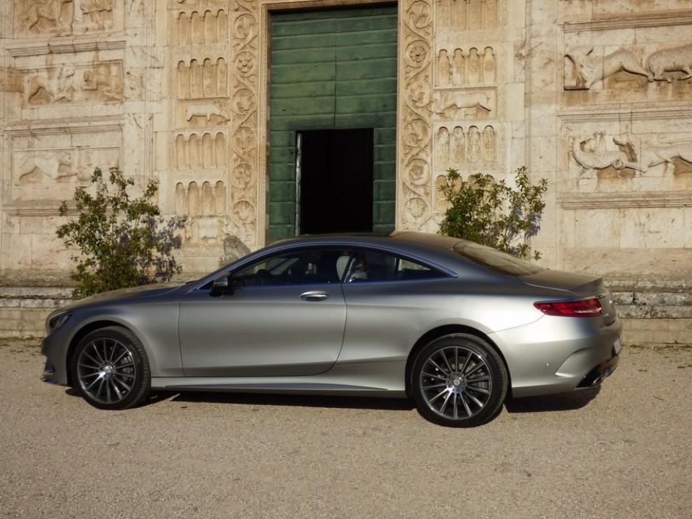 Nuova Mercedes Classe S Coupé - Foto 8 di 15