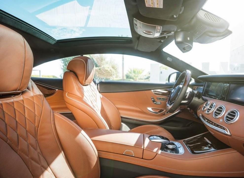 Nuova Mercedes Classe S Coupé - Foto 15 di 15