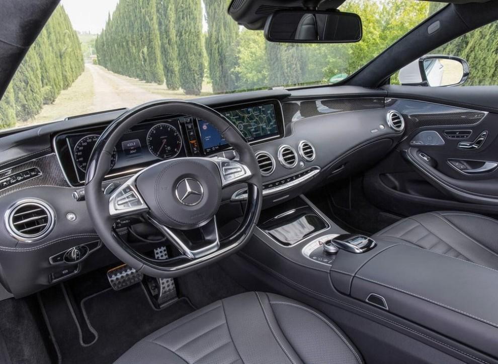 Nuova Mercedes Classe S Coupé - Foto 14 di 15