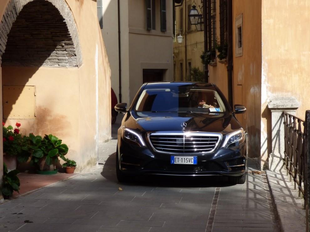Nuova Mercedes Classe S Coupé - Foto 10 di 15