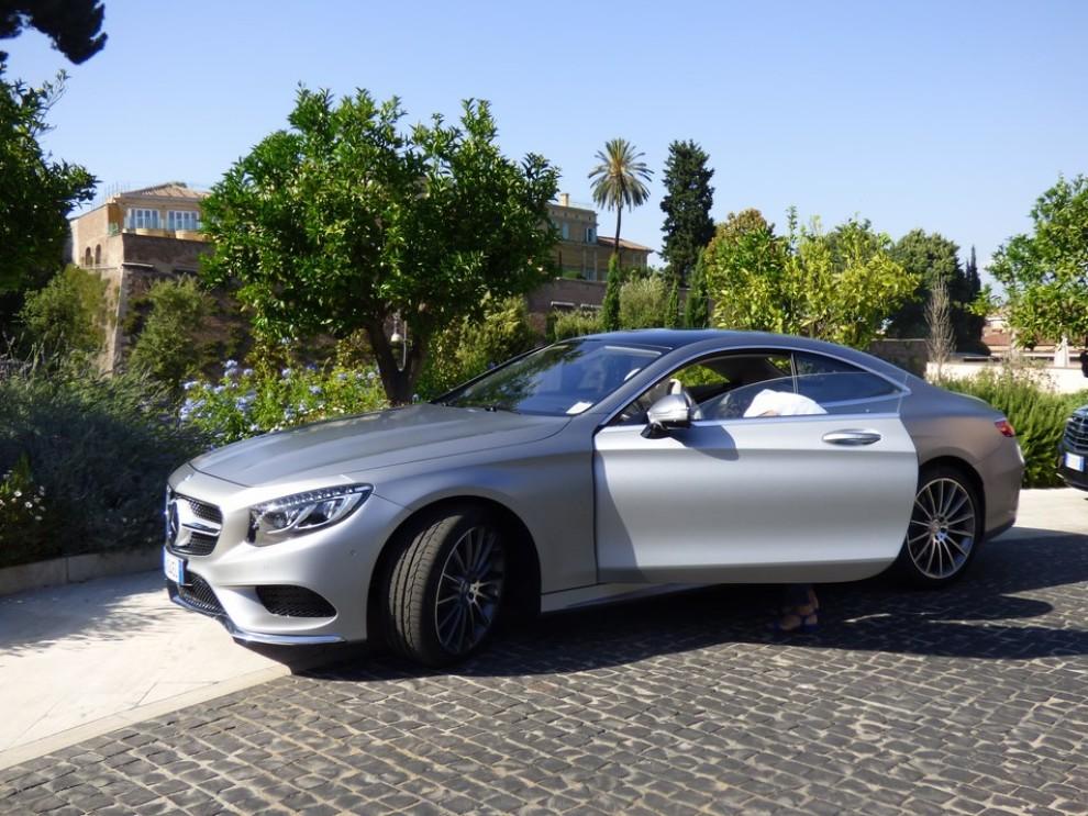 Nuova Mercedes Classe S Coupé - Foto 9 di 15