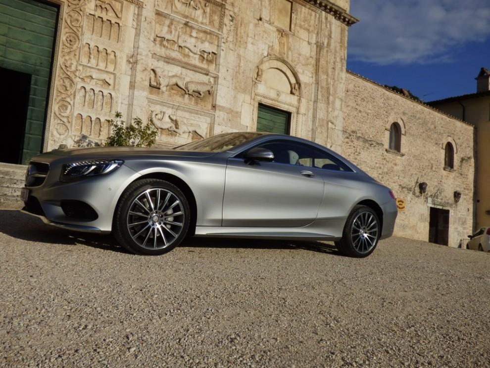 Nuova Mercedes Classe S Coupé - Foto 11 di 15