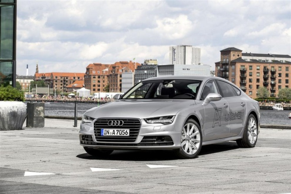 Nuova Audi A7 Sportback prezzi, gamma motori ed equipaggiamenti - Foto 1 di 12
