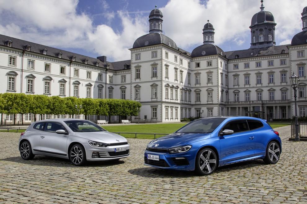 Nuova Volkswagen Scirocco prestazioni, consumi e nuove foto - Foto 25 di 31