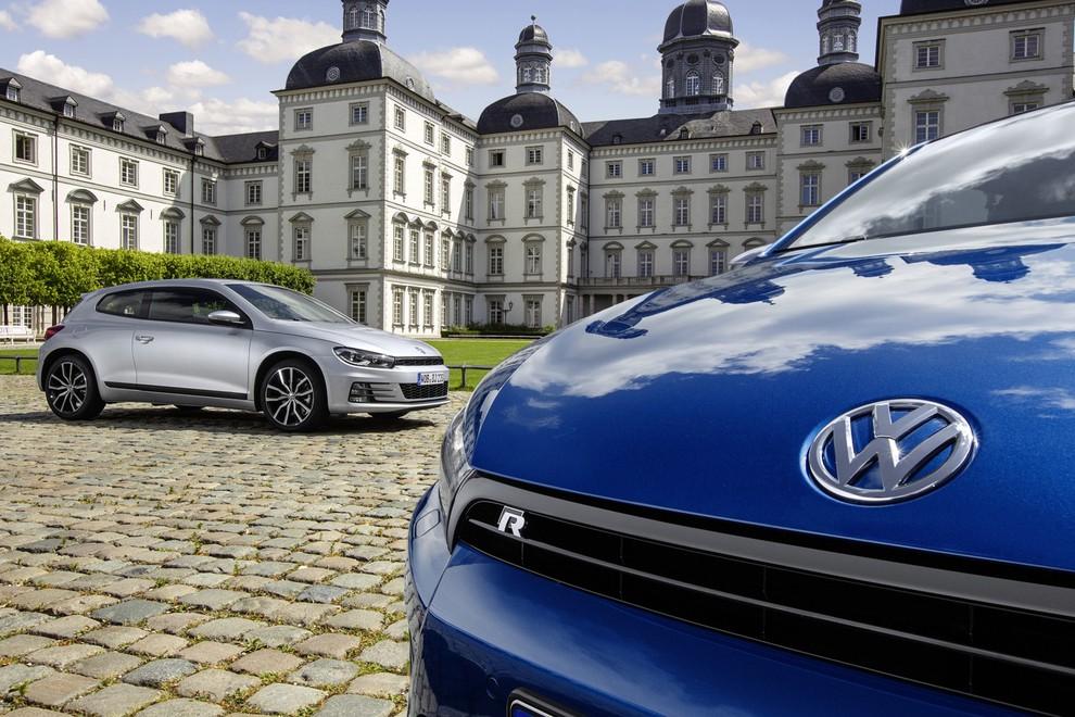 Nuova Volkswagen Scirocco prestazioni, consumi e nuove foto - Foto 26 di 31