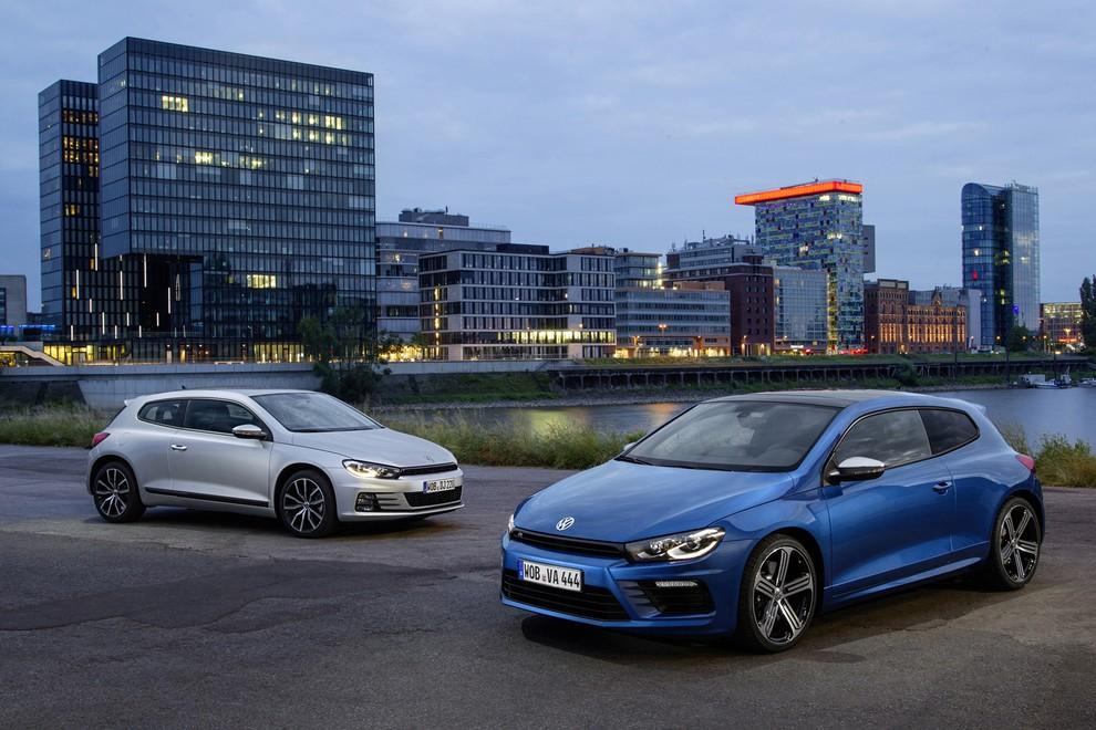 Nuova Volkswagen Scirocco prestazioni, consumi e nuove foto - Foto 27 di 31