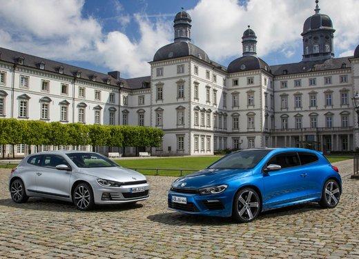 Nuova Volkswagen Scirocco prestazioni, consumi e nuove foto