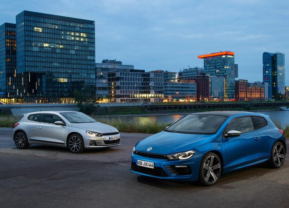 Nuova Volkswagen Scirocco prestazioni, consumi e nuove foto - Foto 15 di 31