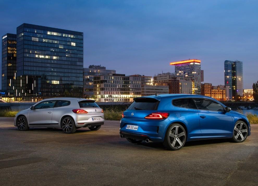 Nuova Volkswagen Scirocco prestazioni, consumi e nuove foto - Foto 16 di 31
