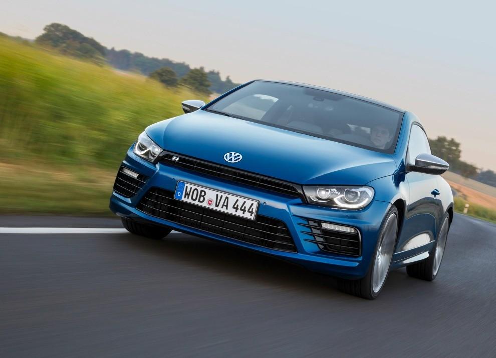 Nuova Volkswagen Scirocco prestazioni, consumi e nuove foto - Foto 17 di 31