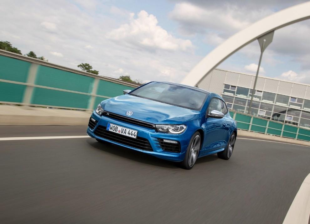 Nuova Volkswagen Scirocco prestazioni, consumi e nuove foto - Foto 18 di 31