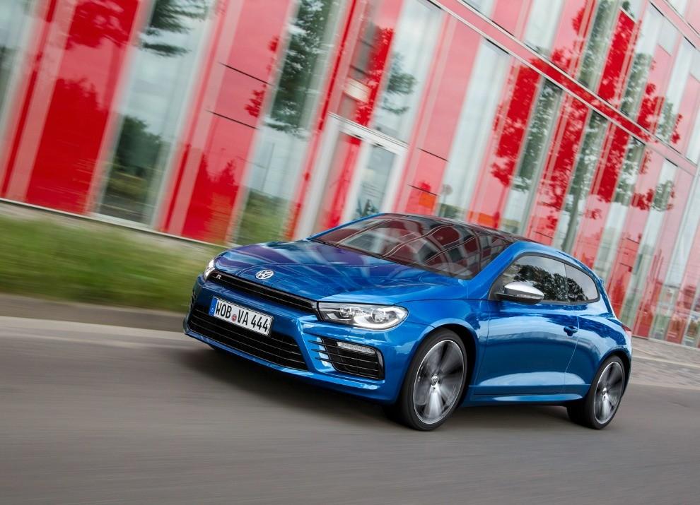 Nuova Volkswagen Scirocco prestazioni, consumi e nuove foto - Foto 19 di 31