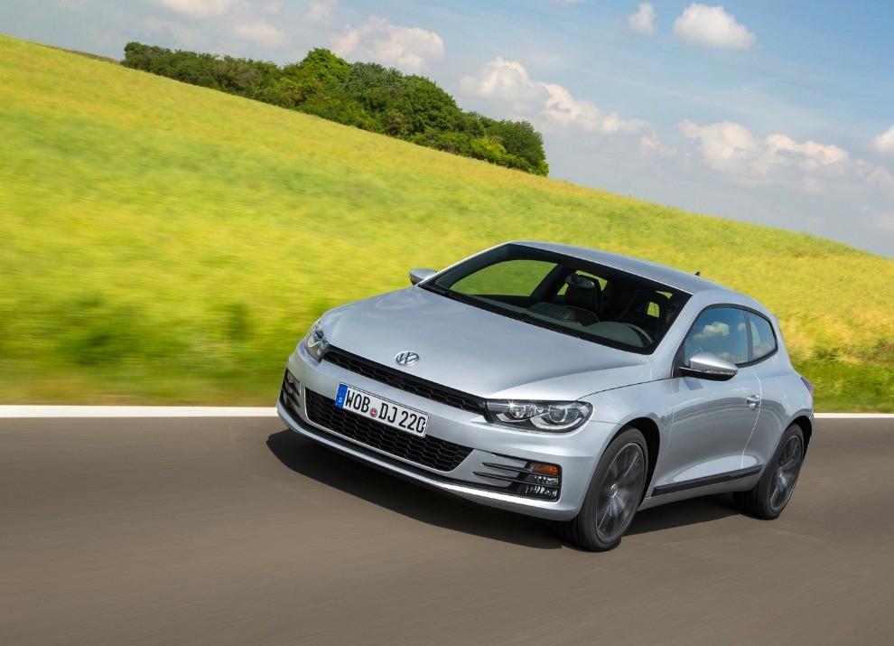 Nuova Volkswagen Scirocco prestazioni, consumi e nuove foto - Foto 1 di 31