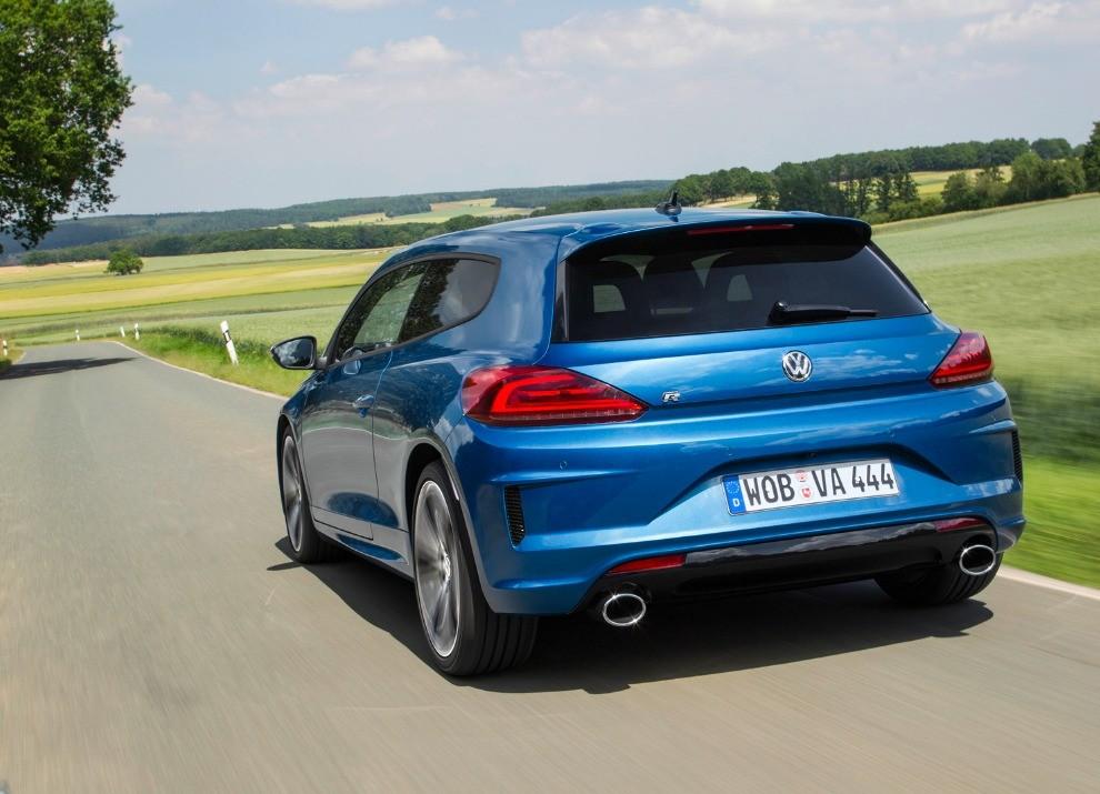 Nuova Volkswagen Scirocco prestazioni, consumi e nuove foto - Foto 20 di 31