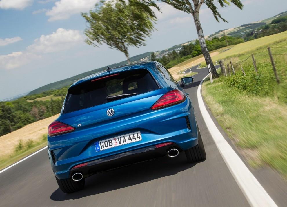 Nuova Volkswagen Scirocco prestazioni, consumi e nuove foto - Foto 21 di 31