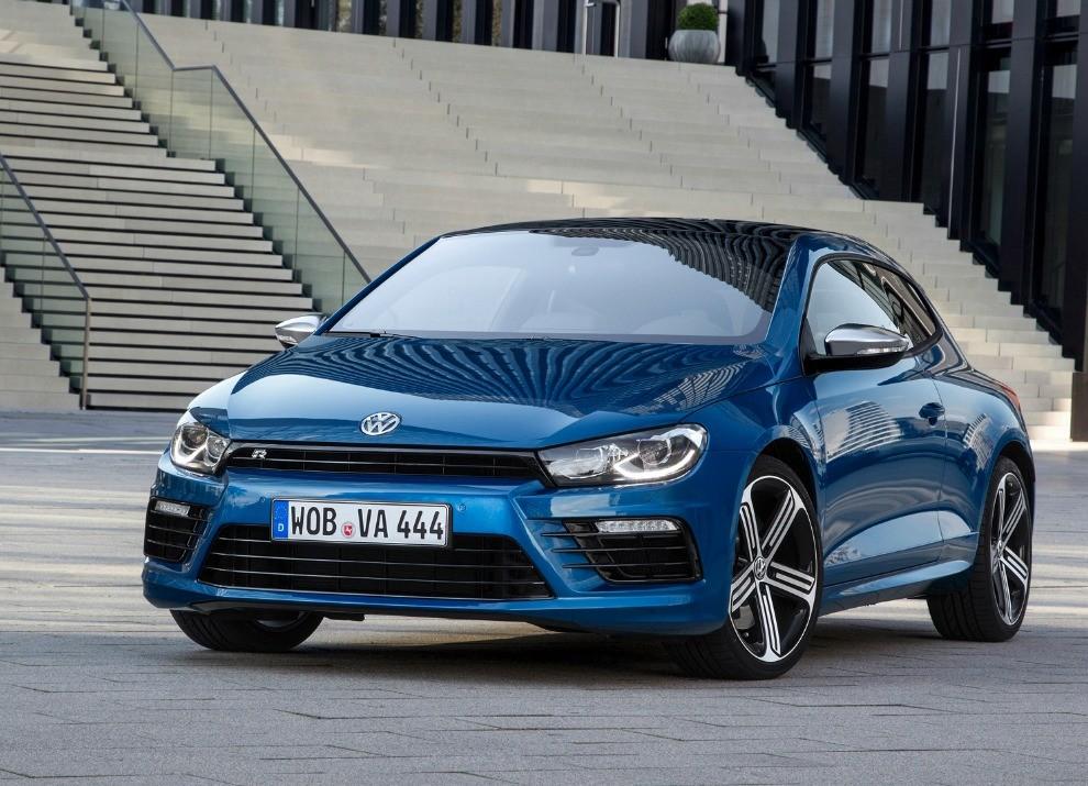 Nuova Volkswagen Scirocco prestazioni, consumi e nuove foto - Foto 22 di 31