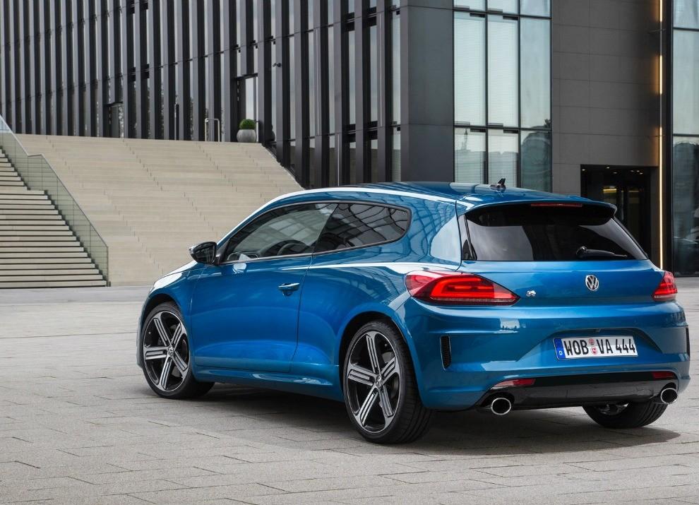 Nuova Volkswagen Scirocco prestazioni, consumi e nuove foto - Foto 23 di 31