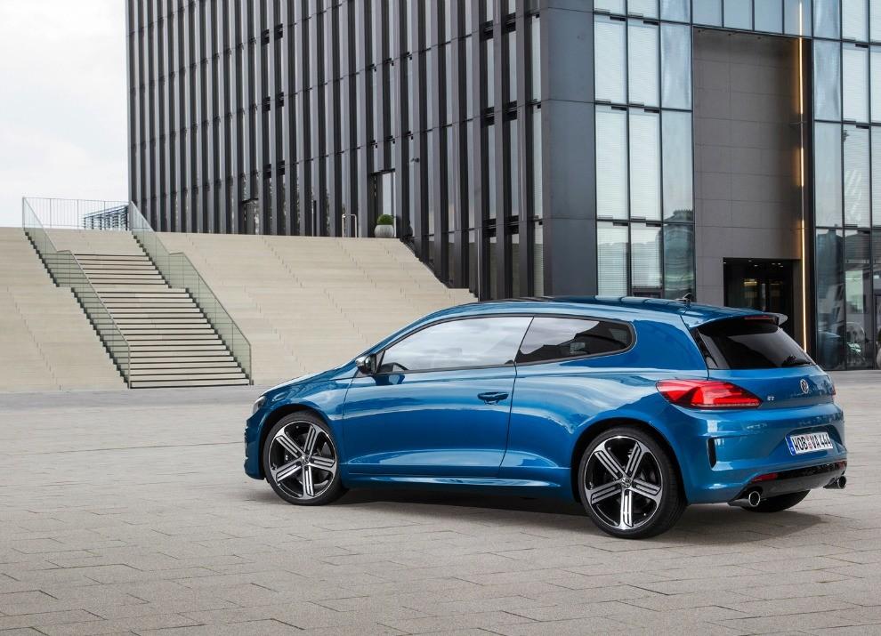 Nuova Volkswagen Scirocco prestazioni, consumi e nuove foto - Foto 24 di 31