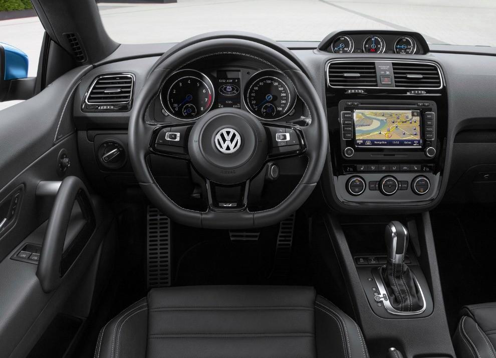 Nuova Volkswagen Scirocco prestazioni, consumi e nuove foto - Foto 30 di 31