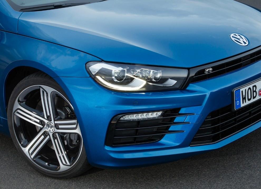 Nuova Volkswagen Scirocco prestazioni, consumi e nuove foto - Foto 31 di 31