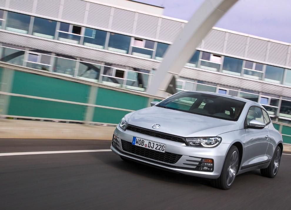 Nuova Volkswagen Scirocco prestazioni, consumi e nuove foto - Foto 2 di 31