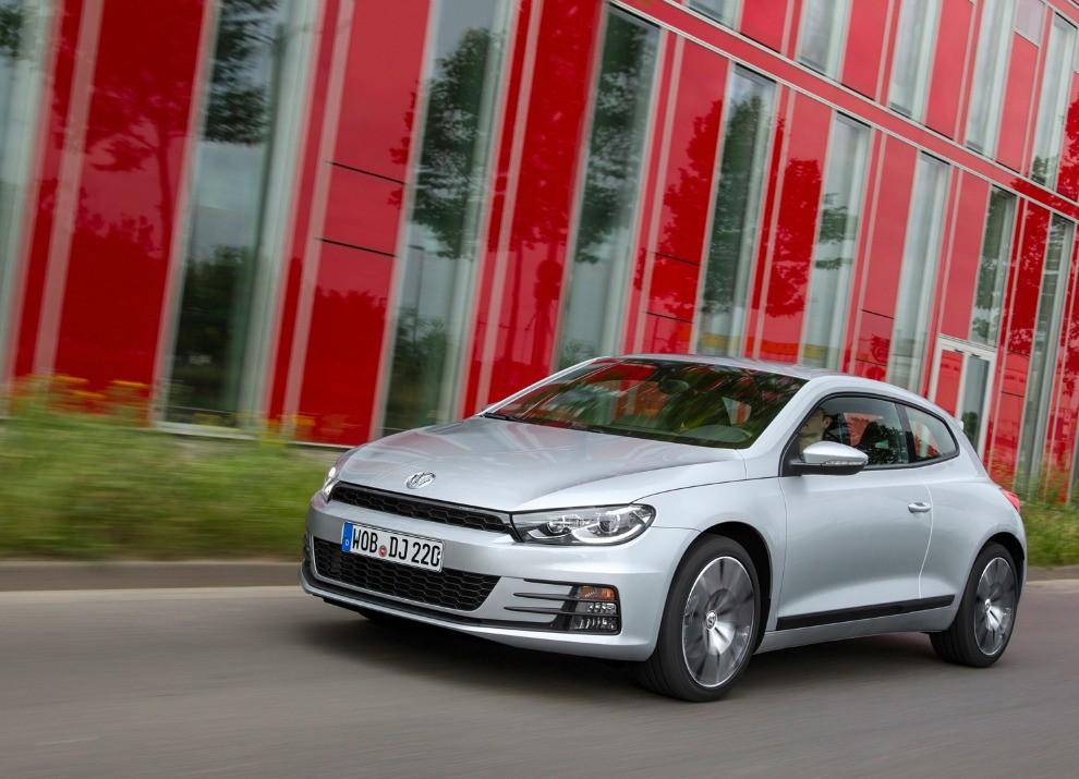 Nuova Volkswagen Scirocco prestazioni, consumi e nuove foto - Foto 3 di 31