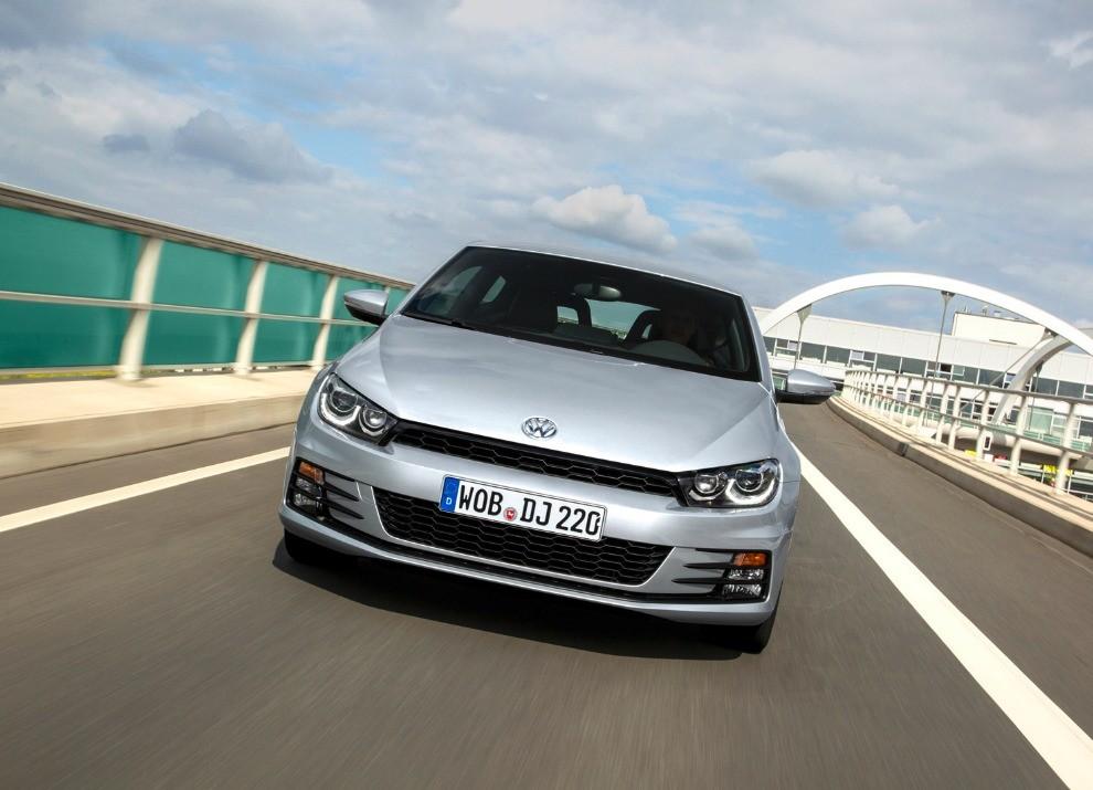 Nuova Volkswagen Scirocco prestazioni, consumi e nuove foto - Foto 4 di 31