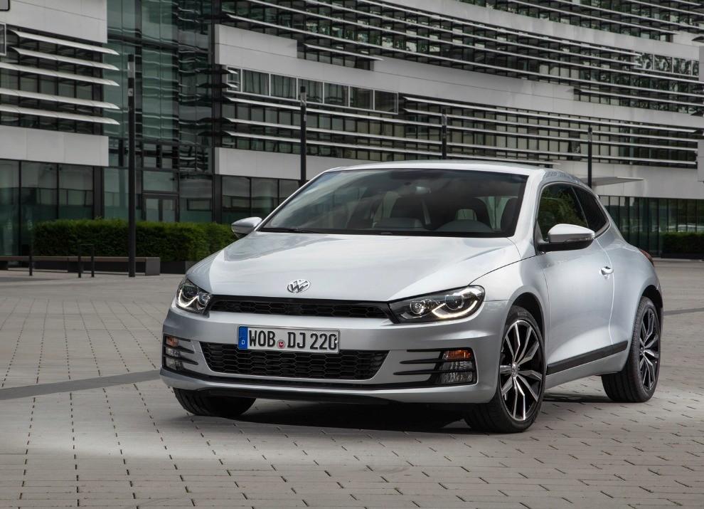 Nuova Volkswagen Scirocco prestazioni, consumi e nuove foto - Foto 7 di 31
