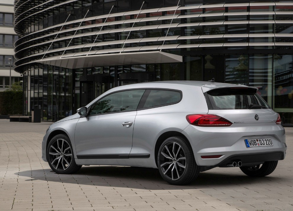 Nuova Volkswagen Scirocco prestazioni, consumi e nuove foto - Foto 8 di 31