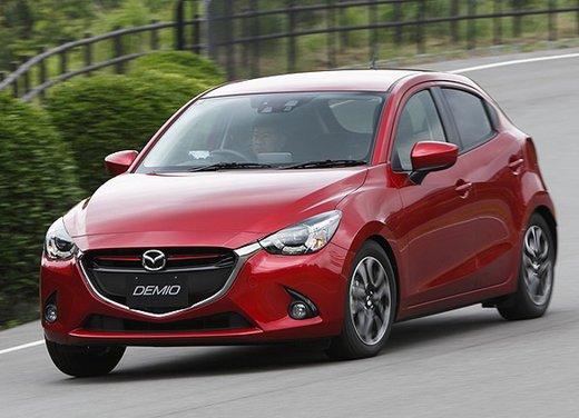 Nuova Mazda2 in arrivo