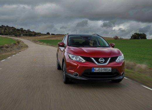 Nissan Qashqai listino prezzi da 20.300 euro