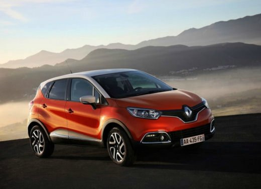 Renault Captur in promozione al prezzo di 13.450 euro