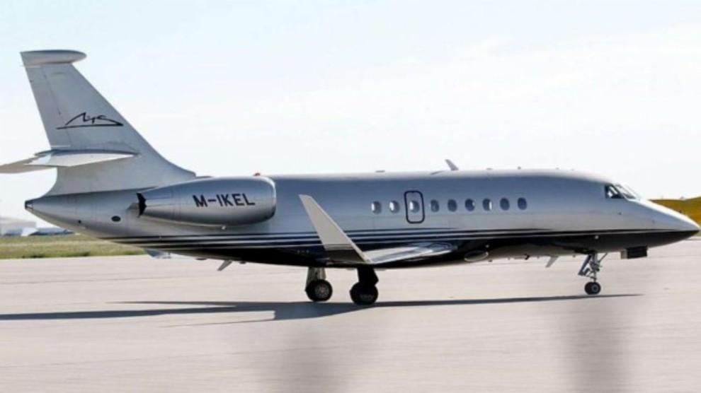 Corinna, moglie di Michael Schumacher, mette in vendita l'aereo privato dell'ex ferrarista - Foto 2 di 2