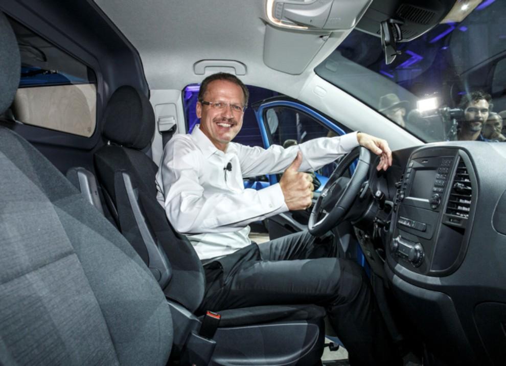 Nuovo Mercedes Vito gamma motori, prestazioni ed equipaggiamenti - Foto 3 di 5