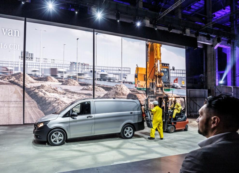 Nuovo Mercedes Vito gamma motori, prestazioni ed equipaggiamenti - Foto 5 di 5