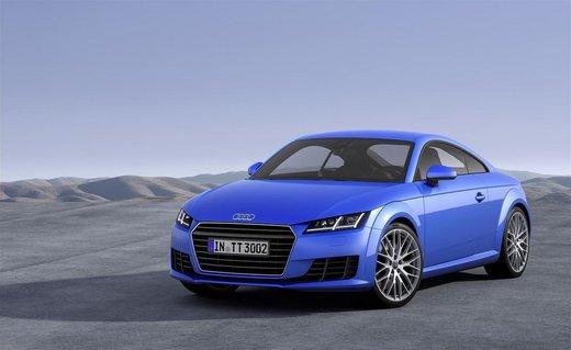 Nuova Audi TT prezzi per il mercato italiano