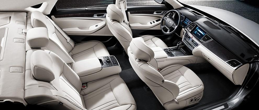 Hyundai Genesis: motorizzazioni, prezzi ed allestimenti - Foto 2 di 5