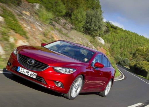 Nuova Mazda6, leader in eco-sostenibilità