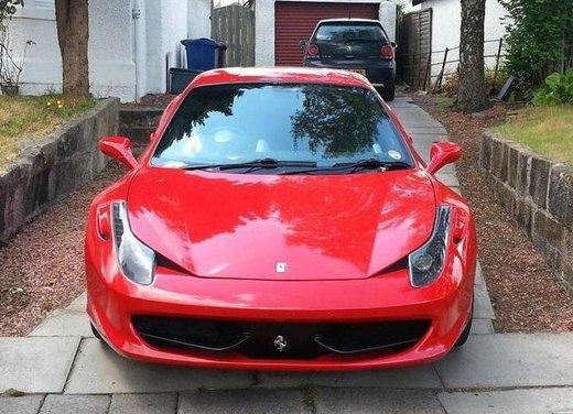 Ferrari 458 Italia, incredibile replica con motore V6 di 2.5 litri