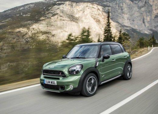 Nuova Mini Countryman: prestazioni e consumi delle versioni Diesel