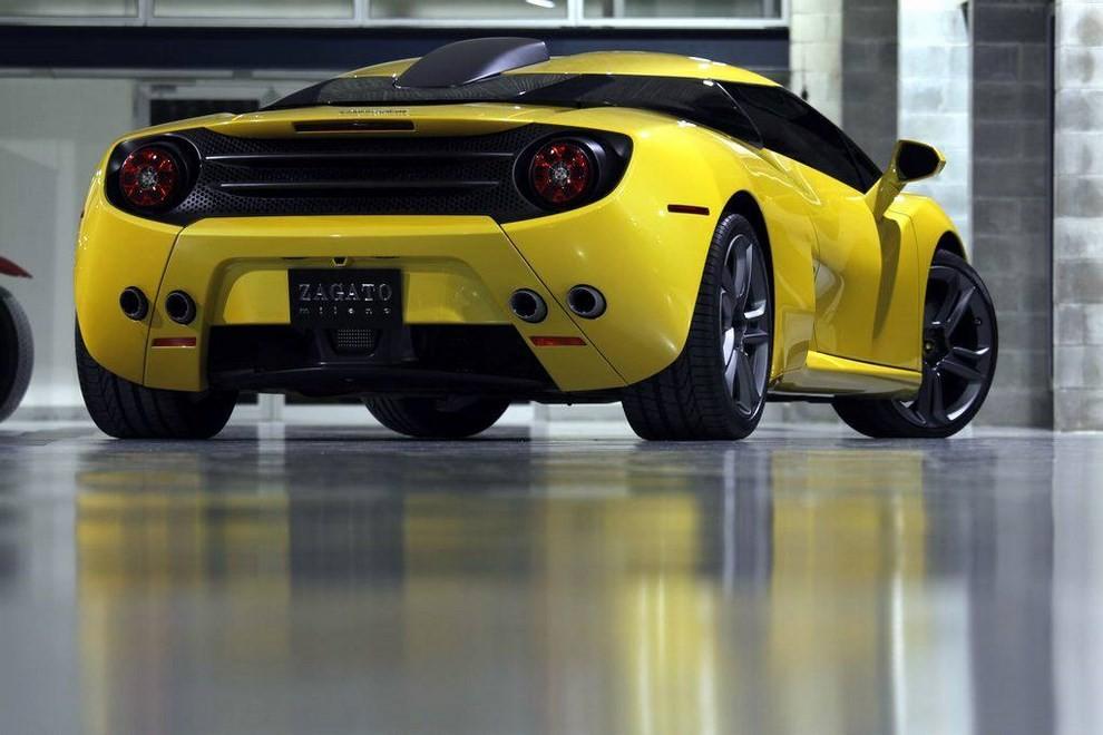 Lamborghini 5-95 Zagato - Foto 11 di 11