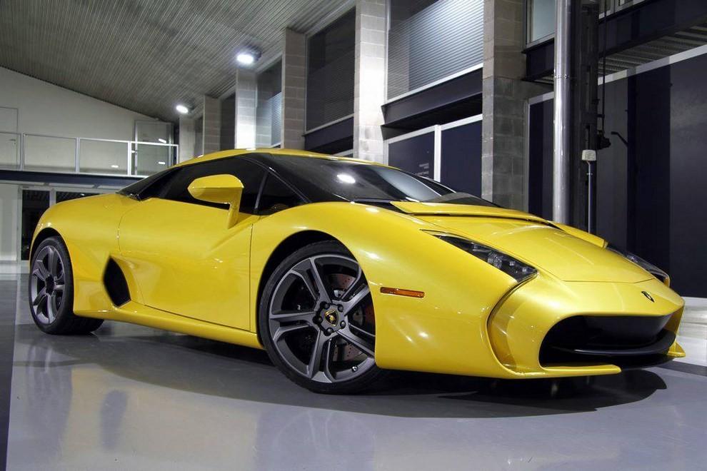 Lamborghini 5-95 Zagato - Foto 3 di 11