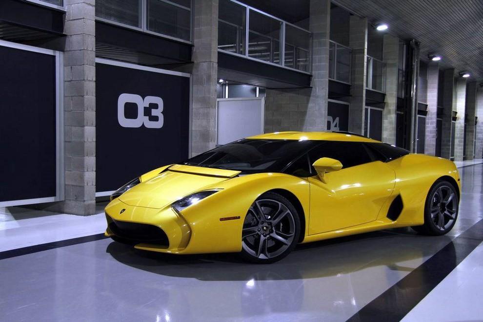 Lamborghini 5-95 Zagato - Foto 5 di 11