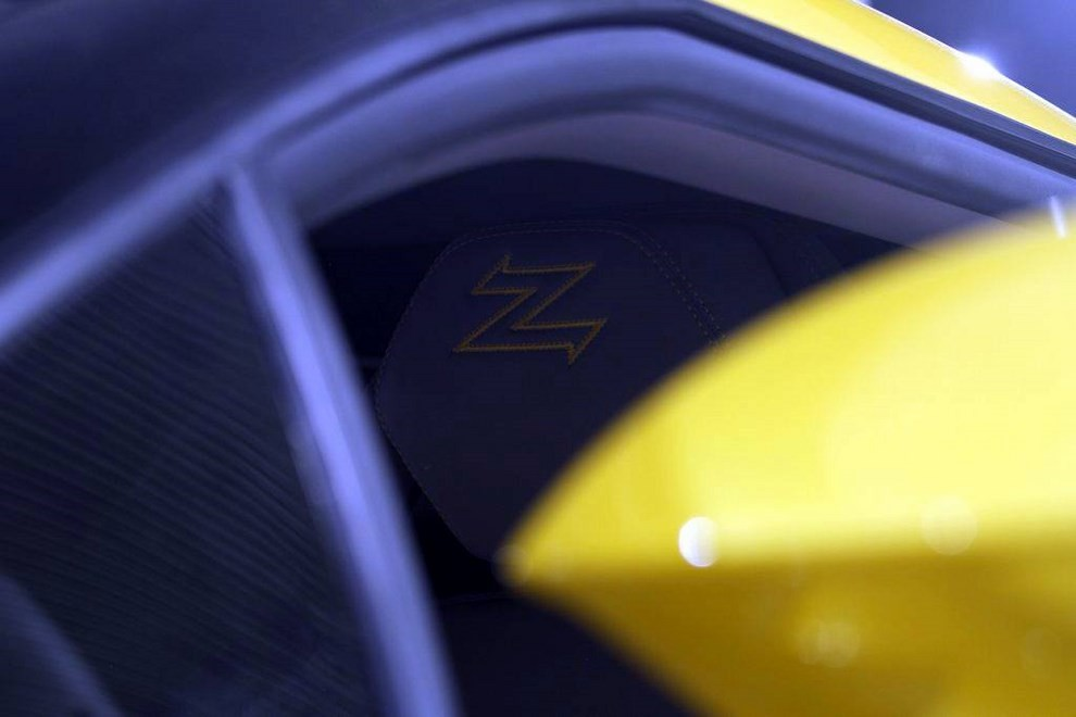 Lamborghini 5-95 Zagato - Foto 6 di 11