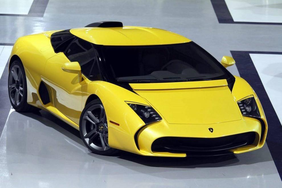 Lamborghini 5-95 Zagato - Foto 7 di 11